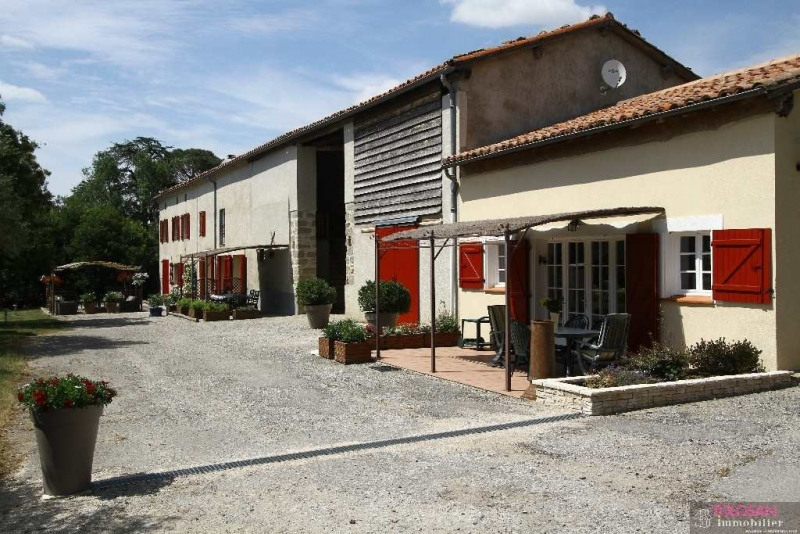 Deluxe sale house / villa Saint felix lauragais secteur 449 900€ - Picture 2