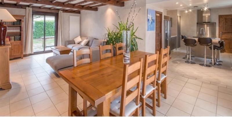 Vente maison / villa Villette d anthon 425000€ - Photo 2
