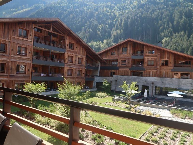 Revenda residencial de prestígio apartamento Chamonix mont blanc 525000€ - Fotografia 5