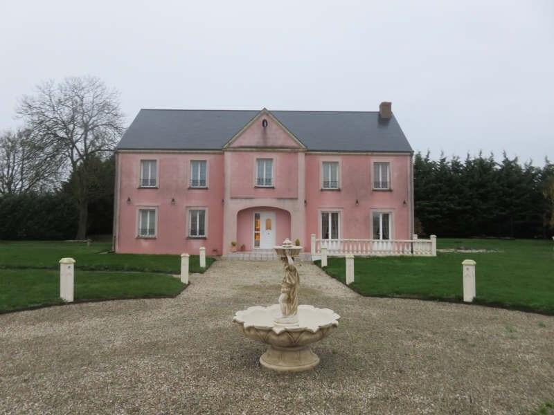 Vente maison / villa Fresnay sur sarthe 326000€ - Photo 1