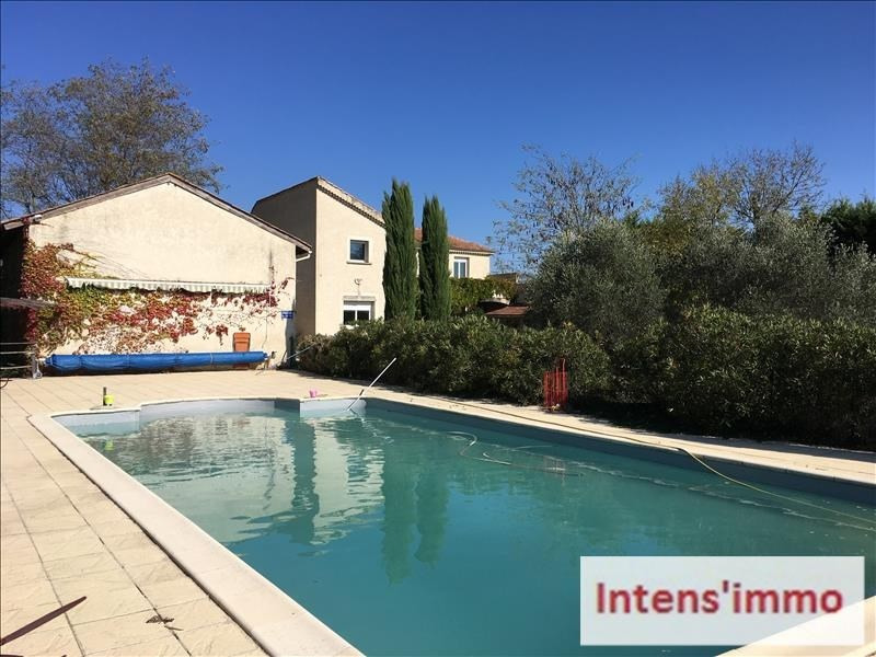Deluxe sale house / villa Bourg de peage 485000€ - Picture 2
