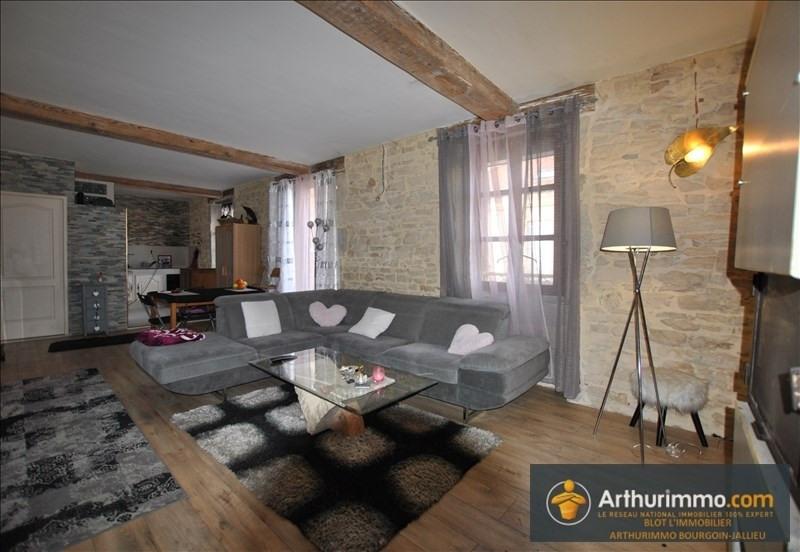Vente appartement Bourgoin jallieu 129000€ - Photo 1