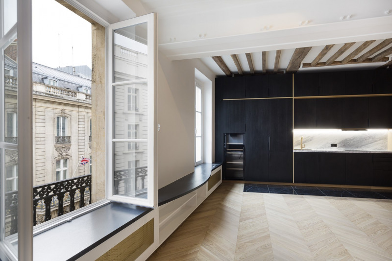 Deluxe sale apartment Paris 8ème 3 080 000€ - Picture 3