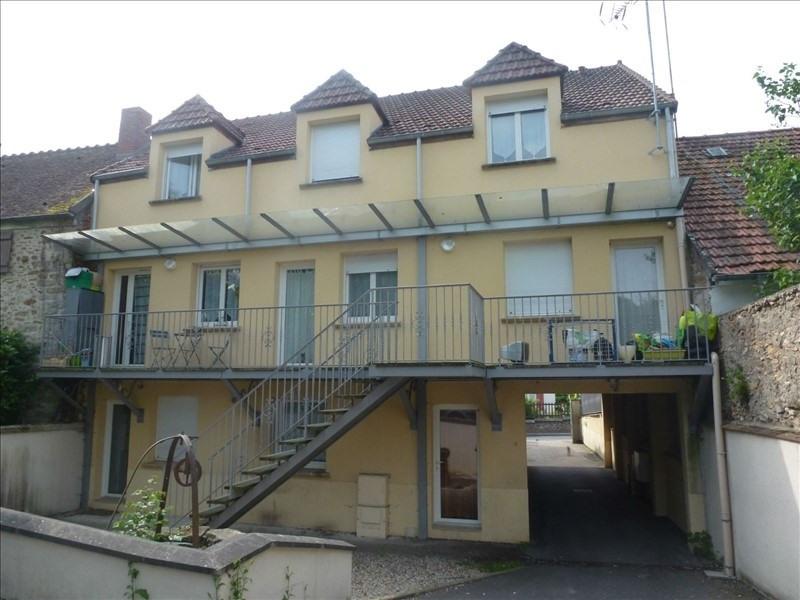 Rental apartment Vaux le penil 687€ CC - Picture 1