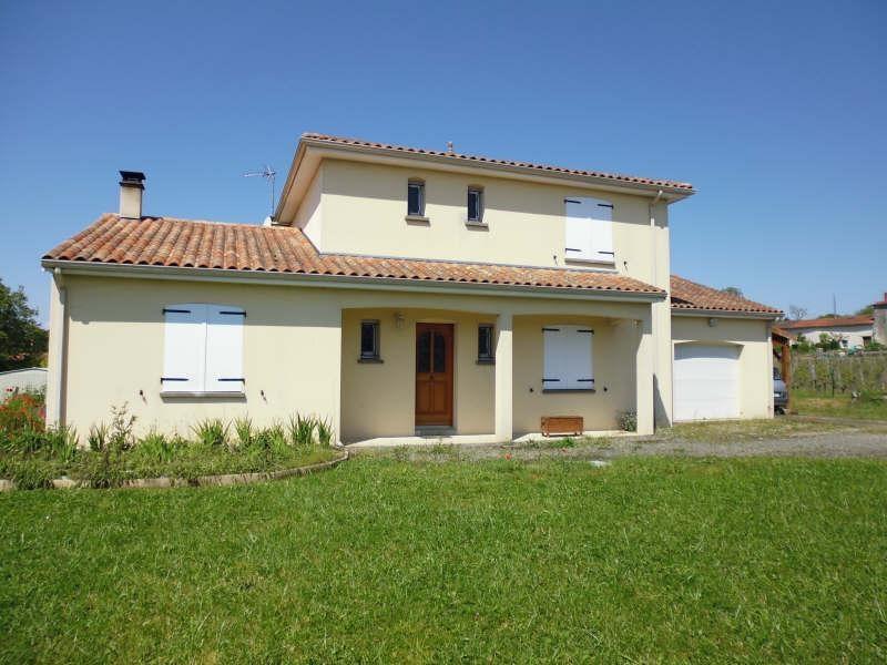 Vente maison / villa Marigny brizay 219450€ -  3