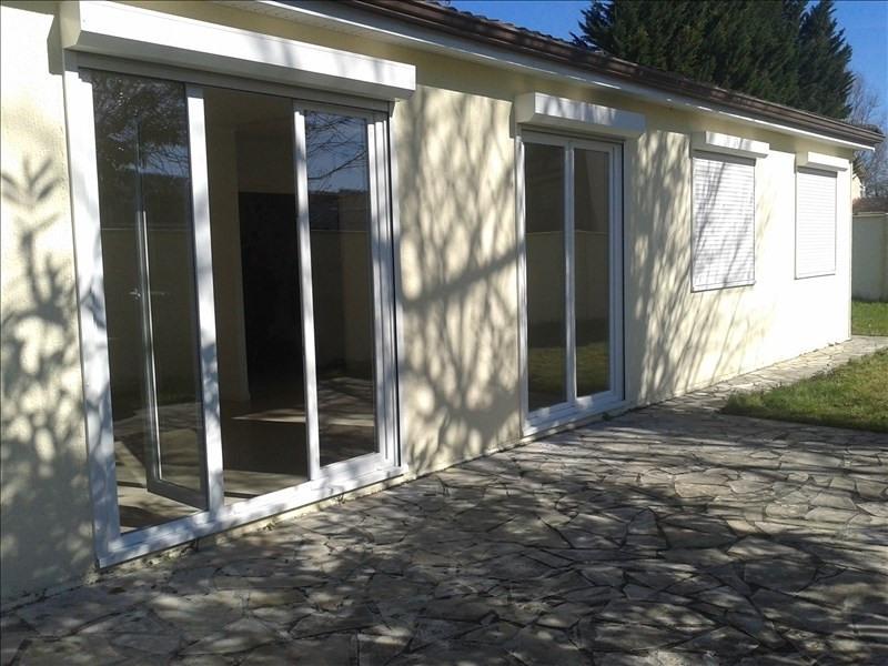Location maison / villa St medard en jalles 1200€ CC - Photo 1