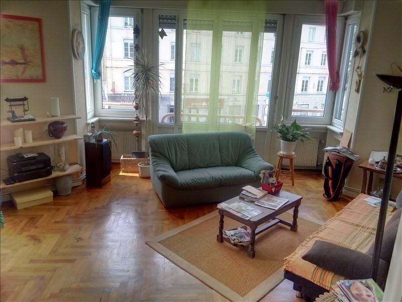 Verkoop  appartement Pont eveque 110000€ - Foto 4