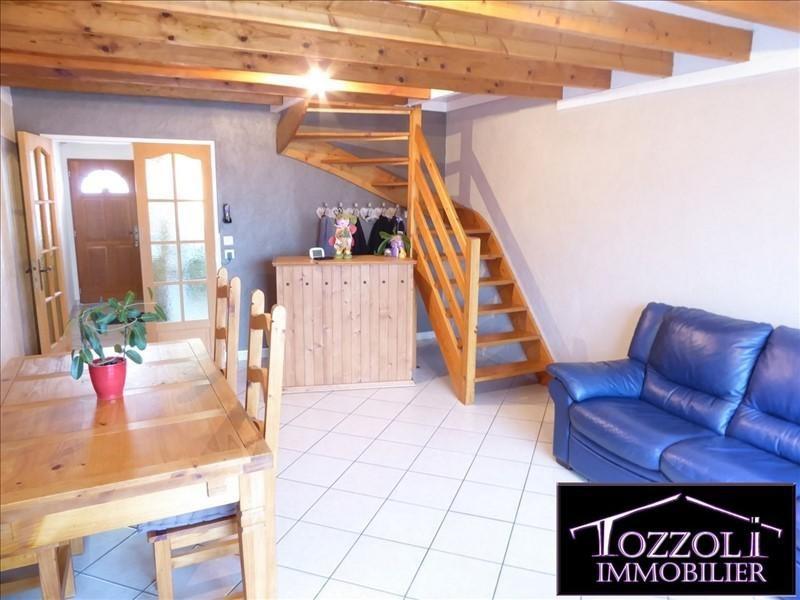 Verkoop  huis St quentin fallavier 199500€ - Foto 2