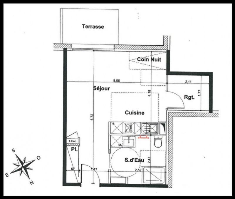 Sale apartment Le teich 140500€ - Picture 1