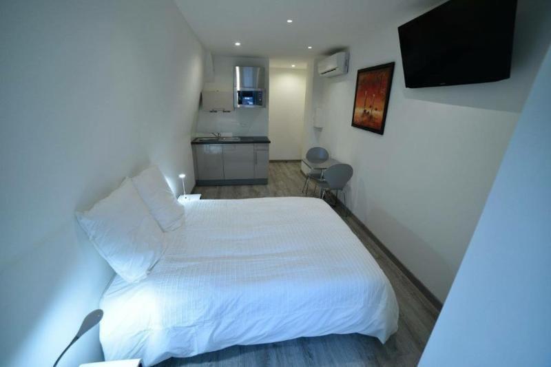 Vermietung von ferienwohnung wohnung Strasbourg 45€ - Fotografie 4