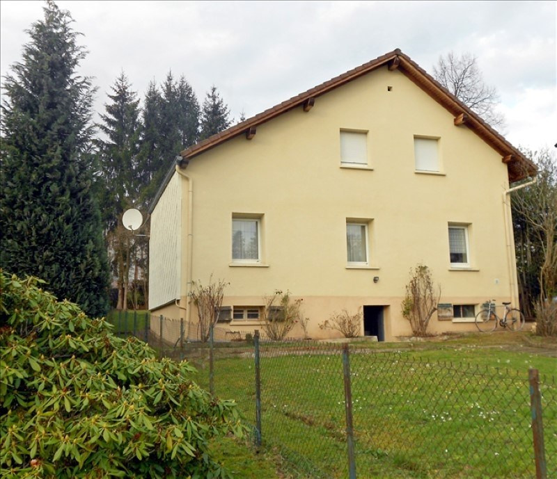 Vente maison / villa St die 156000€ - Photo 1