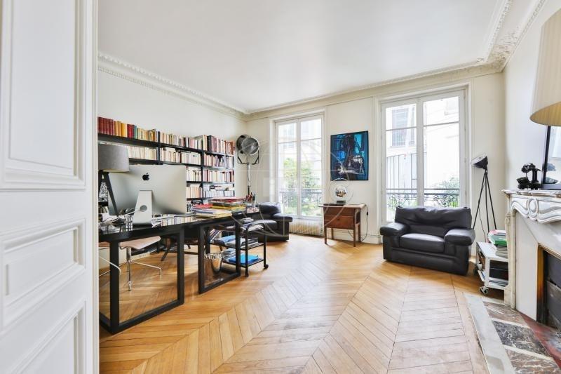 Vente de prestige appartement Paris 9ème 1440000€ - Photo 5