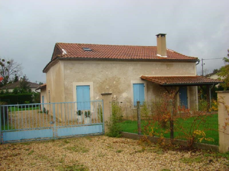 Vente maison / villa Montpon menesterol 210000€ - Photo 1