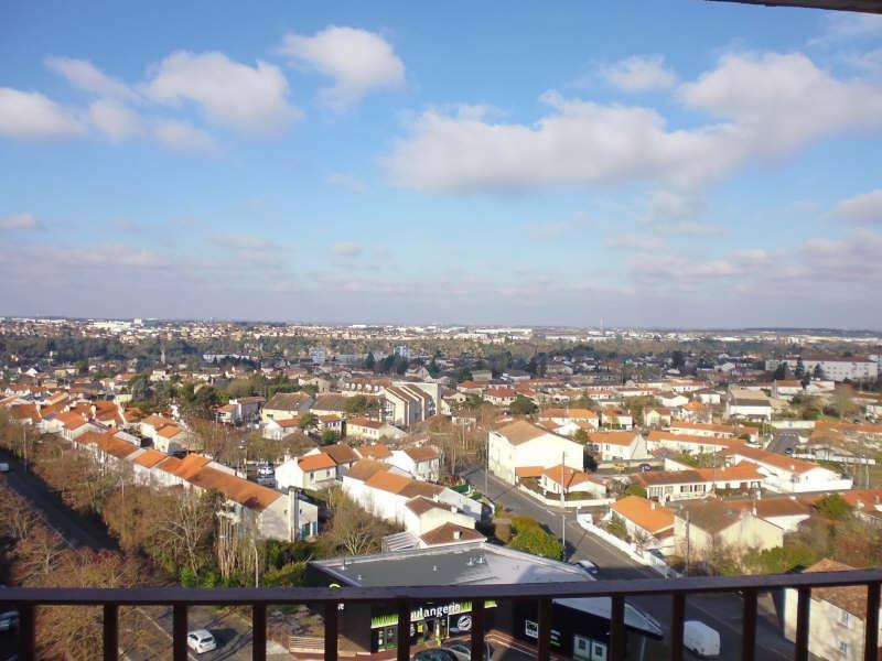 Vente appartement Poitiers 79000€ -  1