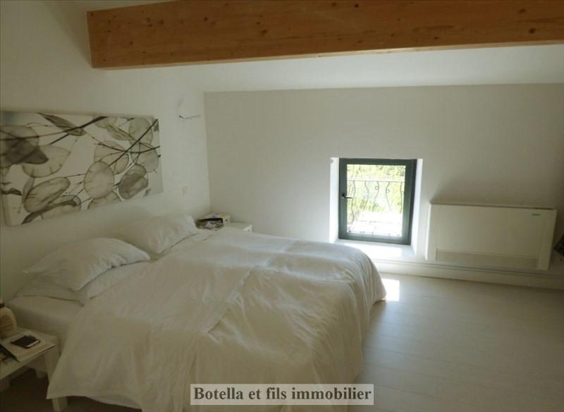 Vente de prestige maison / villa Barjac 650000€ - Photo 9