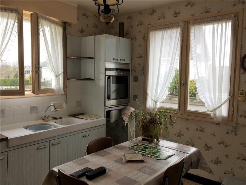 Vente maison / villa Mellac 166400€ - Photo 3