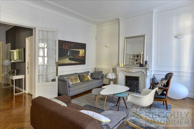 Vente de prestige appartement Marseille 6ème 595000€ - Photo 3