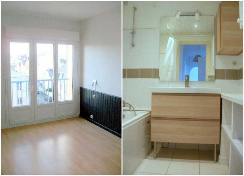 Rental apartment Brest 566€ CC - Picture 3
