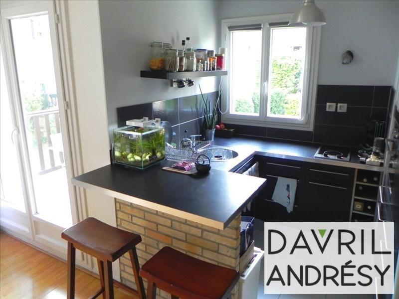 Revenda residencial de prestígio apartamento Andresy 179500€ - Fotografia 3