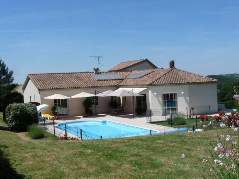 Vente de prestige maison / villa Foulayronnes 595000€ - Photo 1