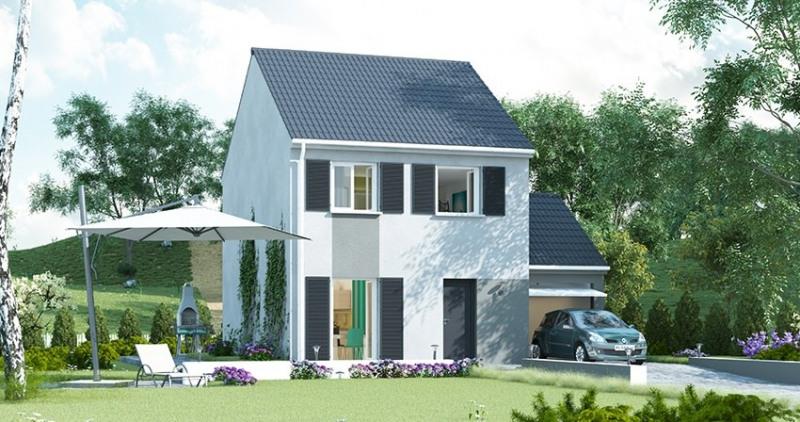 Maison  4 pièces + Terrain 300 m² Villeroy par HABITAT PARCOEUR
