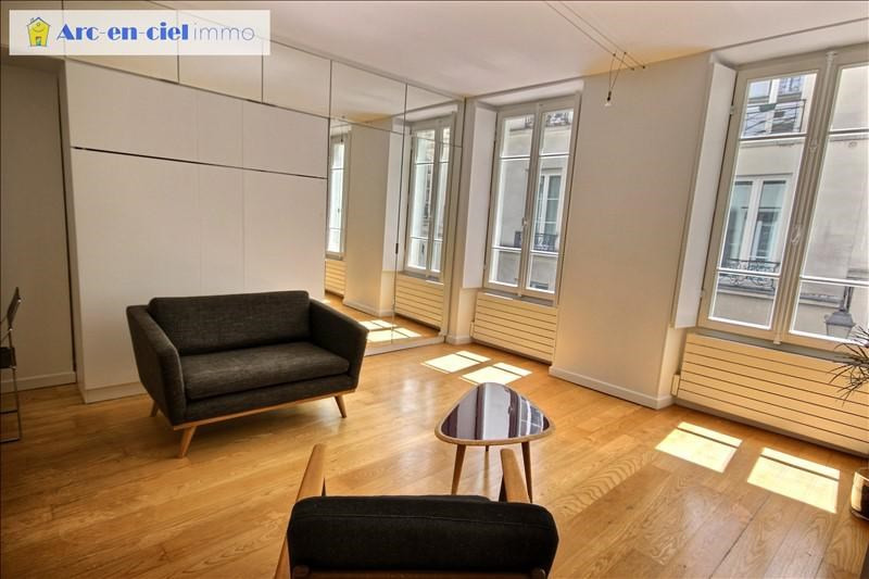 Affitto appartamento Paris 2ème 1370€ CC - Fotografia 1