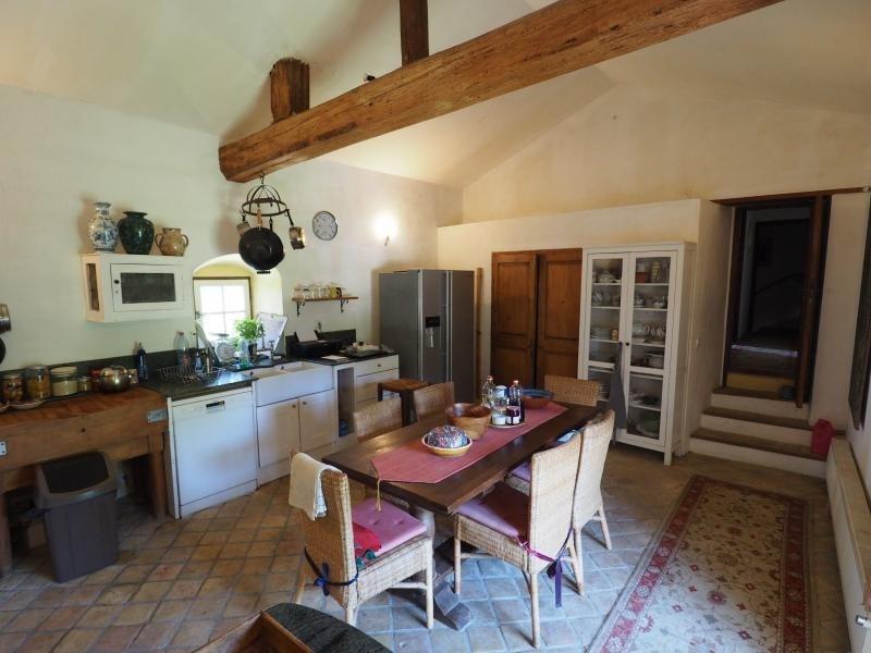 Immobile residenziali di prestigio casa Goudargues 550000€ - Fotografia 14