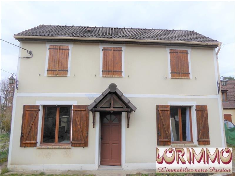 Vente maison / villa Maisse 196000€ - Photo 1