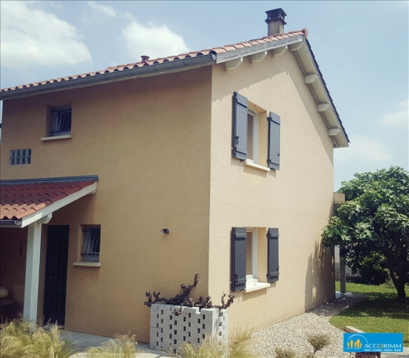 Vente maison / villa Communay 279 000€ - Photo 4