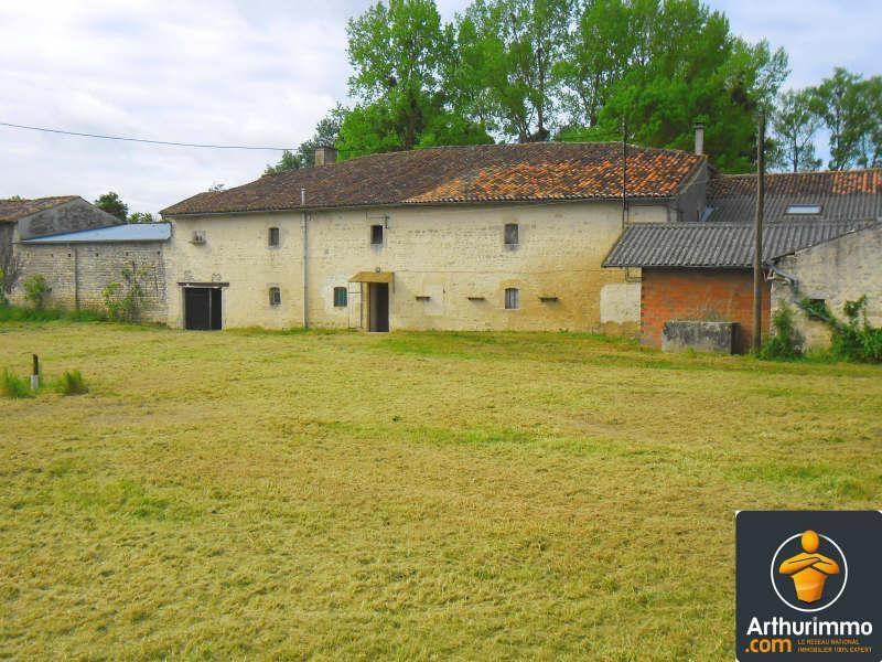Sale house / villa Matha 79920€ - Picture 2