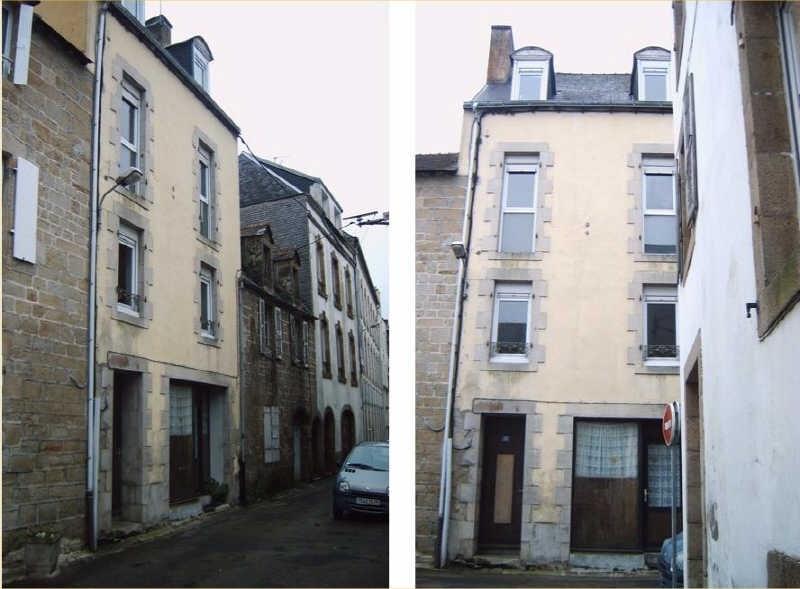 Vente immeuble Audierne 171930€ - Photo 1