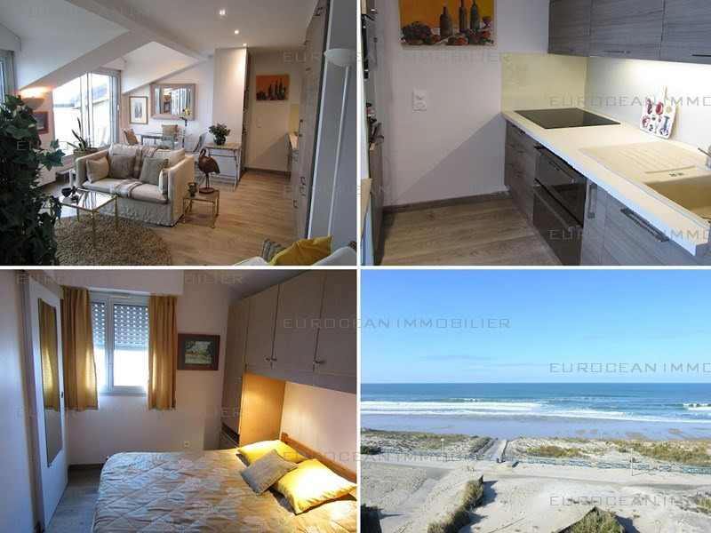 Vacation rental apartment Lacanau-ocean 505€ - Picture 1