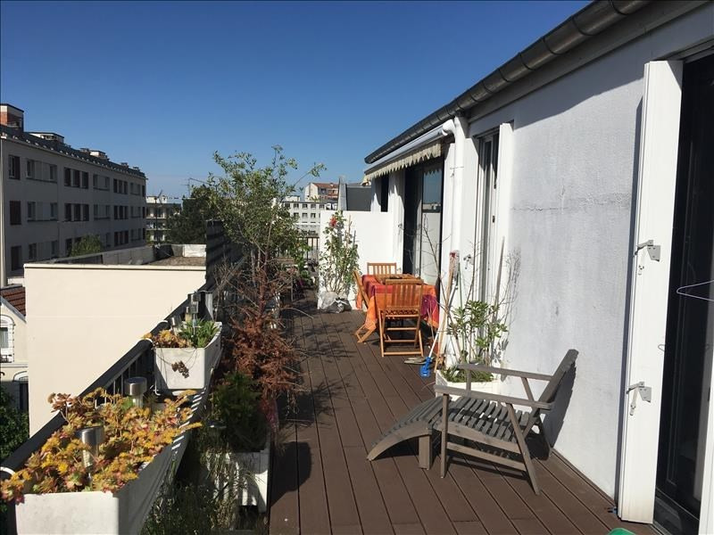 Sale apartment La garenne colombes 930000€ - Picture 1