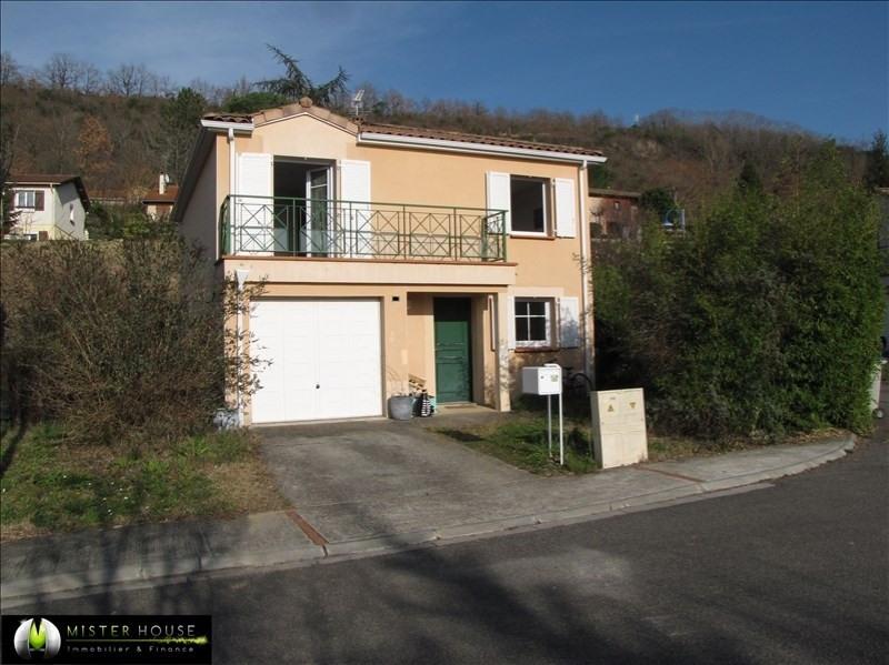 Vendita casa Corbarieu 159000€ - Fotografia 1