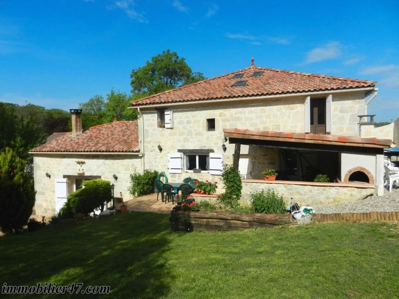 Sale house / villa Colayrac st cirq 245 000€ - Picture 2