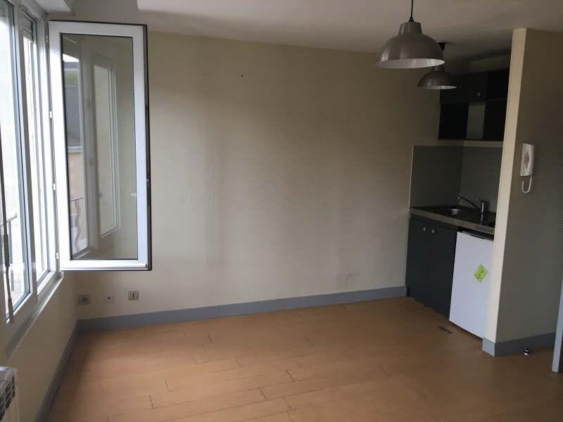 Rental apartment Poitiers 290€ CC - Picture 1