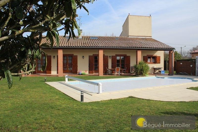 Vente maison / villa Mondonville 456000€ - Photo 1