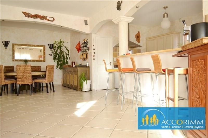 Deluxe sale house / villa Toussieu 610000€ - Picture 8