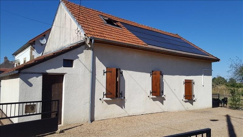 Vente maison / villa Champvert 107000€ - Photo 1