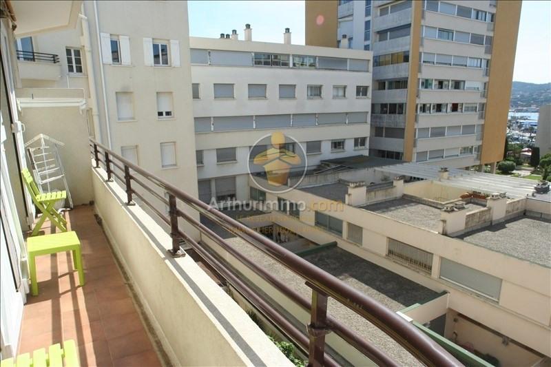 Sale apartment Sainte maxime 375000€ - Picture 8