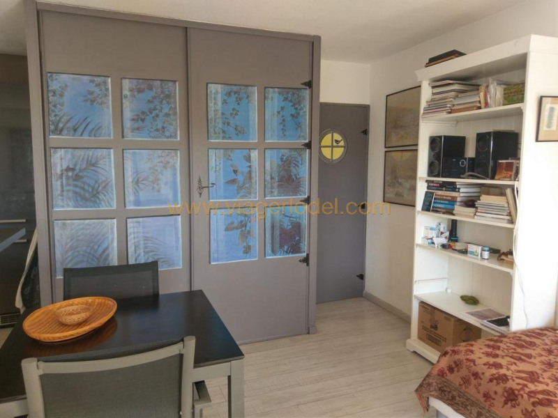 Verkauf auf rentenbasis wohnung Nîmes 40000€ - Fotografie 12