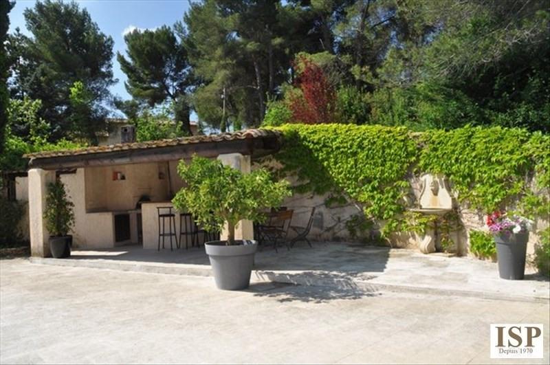 Vente de prestige maison / villa Les milles 1095000€ - Photo 6