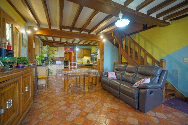 Vente maison / villa Tourny 253000€ - Photo 7