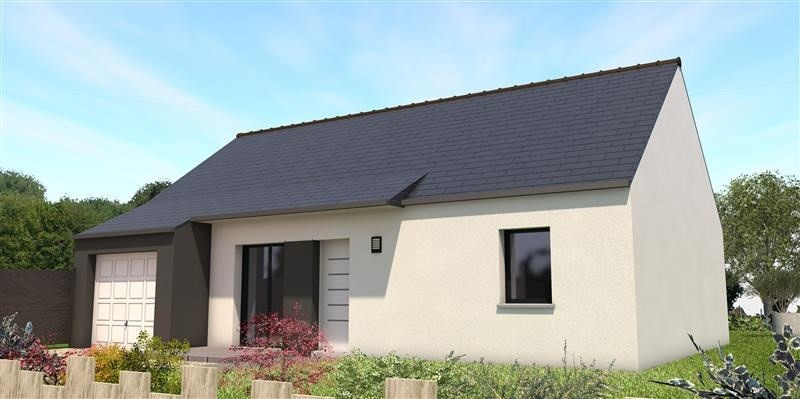 Maison  4 pièces + Terrain 351 m² Pleumeleuc par LES MAISONS RENNAISES