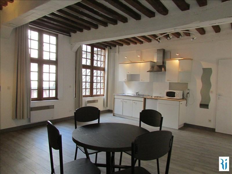 Alquiler  apartamento Rouen 550€ CC - Fotografía 1