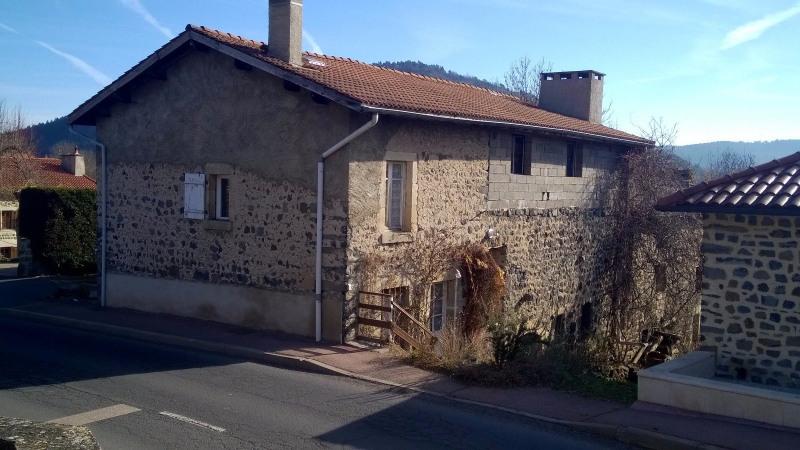 Vente maison / villa Coubon 81000€ - Photo 1