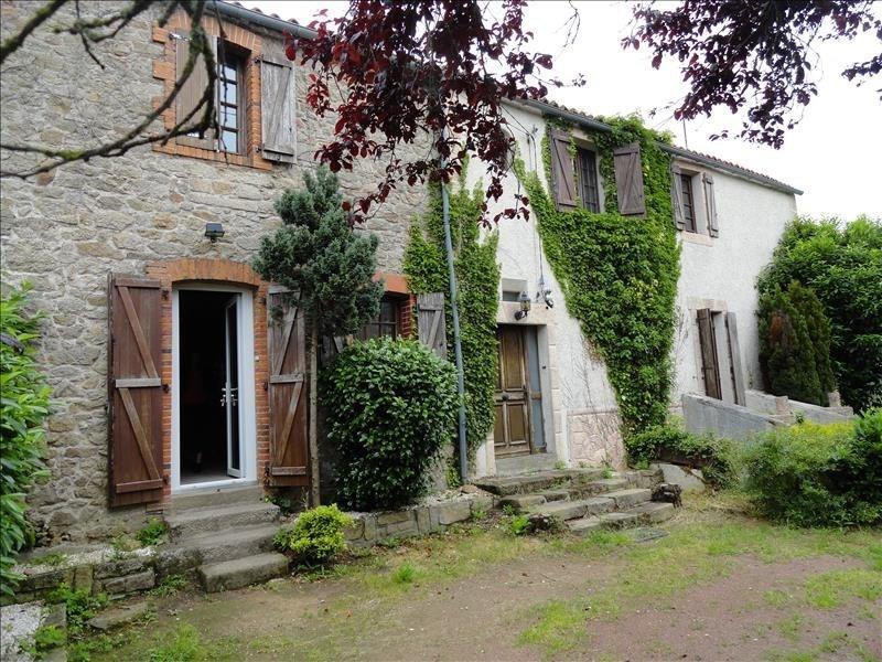 Vente maison / villa Tiffauges 166900€ - Photo 1