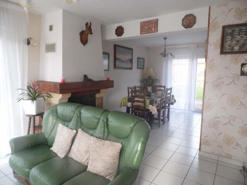 Sale house / villa St germain sur ay 194500€ - Picture 3