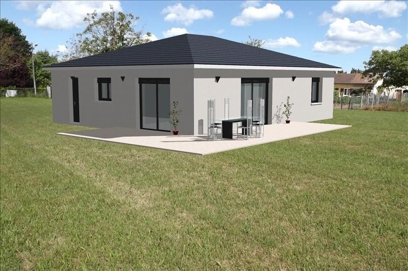 Sale house / villa Montpon menesterol 138000€ - Picture 1