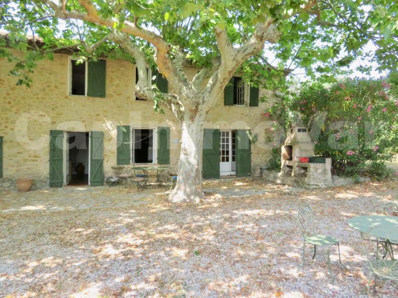 Deluxe sale house / villa Le castellet 1200000€ - Picture 1